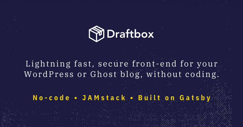 draftbox-blogging-platform